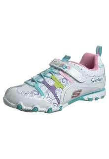 Skechers BELLA BALLERINA SPIN RIDER   Velcro Shoes   white   Zalando