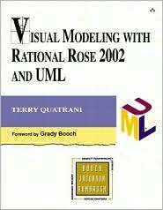 Visual Modeling with Rational Rose 2002 and UML, (0201729326), Terry