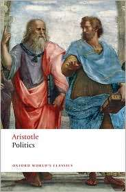 Politics, (0199538735), Aristotle, Textbooks   Barnes & Noble