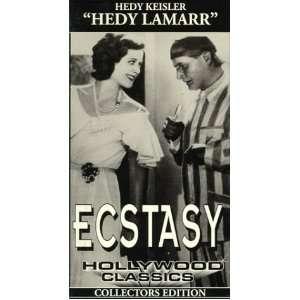 Ecstasy [VHS]: Hedy Lamarr, Aribert Mog, Zvonimir Rogoz