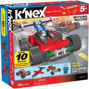 KNEX Revving Racers 10 Model Set Toys & Games