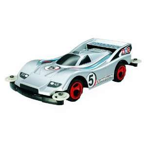 18611 JR Mini 4WD Pro Touring Car MS 05 Toys & Games