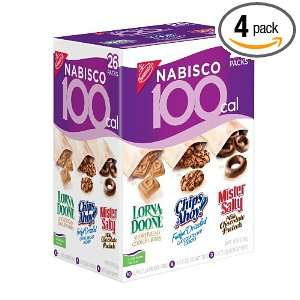 100 Calorie Packs Super Carton Variety Pack, 20.82 Ounce Boxes (Pack