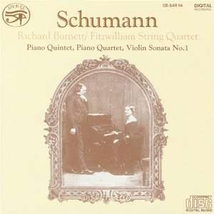 / Violin Sonata No. 1   Richard Burnett / Fitzwilliam String Quartet