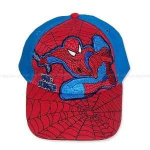 Marvel SPIDERMAN Web Slinger Boys Kids Youth Baseball Cap Hat  Blue