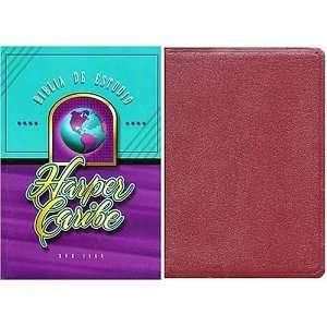 Biblia De Estudio Harper Caribe (9780899223339): RVR 1960