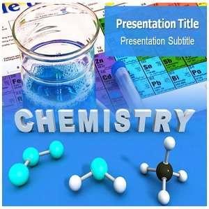 Inorganic chemistry powerpoint template inorganic chemistry