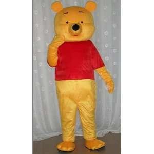 2012 cute Winnie the Pooh bear cartoon Character Costume Toys & Games