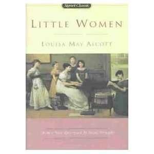 Little Women (9780451529305) Louisa May Alcott Books