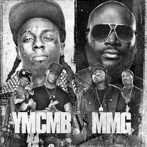 YMCMB VS. MMG Rick Ross Lil Wayne & Company Mixtape Mix