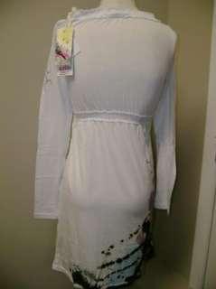 Anama Womens Long Sleeve Dress w/ Empire Waist #046