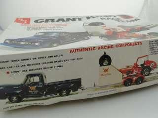 GRANT KING RACE TEAM 53 FORD & SPRINT CAR MODEL VINTAGE