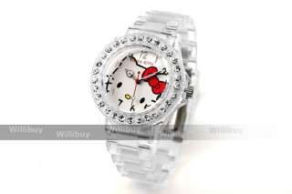 Hello Kitty Crystal Wristwatch/Watch Fashion U VS019