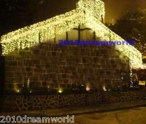 Led lights String Wedding Christmas Home 10X0.65M Yello