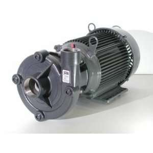 5HP Stnl Stl Heavy Duty Straight Centrif Pump