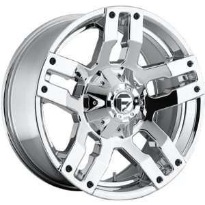 Fuel Pump 20x9 Chrome Wheel / Rim 5x4.5 & 5x4.75 with a 14mm Offset