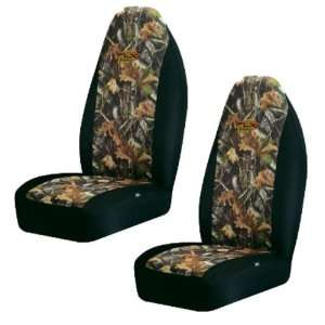 Camo Camouflage Car Truck SUV Universal fit Bucket Seat Covers   Pair