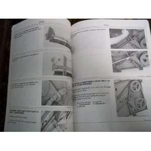 Deere 300A Auger Platform OEM OEM Ownerss Manual John Deere Books
