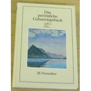 Das Personliche Geburtstagsbuch 27 August: Martin Weltenburger: Books