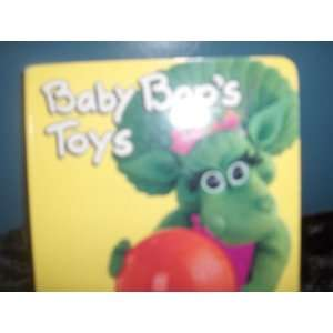 Baby Bops Toys Kimberly Kearns and Marie OBrien Books