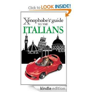 The Xenophobes Guide to the Italians Martin Solly