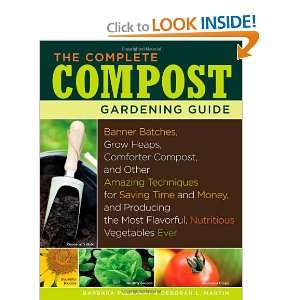 The Complete Compost Gardening Guide Banner batches, grow