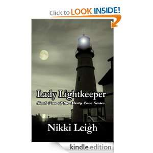 Lady Lightkeeper Book Two of the Misty Cove Series eBook