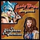 Lady Gaga & Beyonce (CD Single) Telephone (9 Remixes)