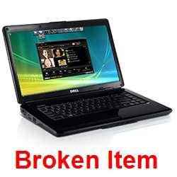 Dell Inspiron 1545 Pentium Dual Core 2.1GHz BROKEN