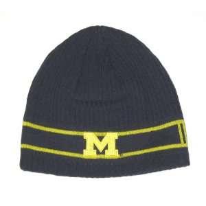 Michigan Wolverines NCAA Adidas Official Sideline Headwear
