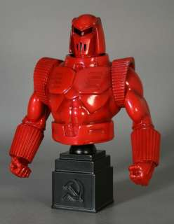 CRIMSON DYNAMO MINI BUST BOWEN DESIGNS IRON MAN VILLIAN