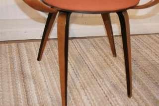 Vtg Mid Century Modern 2 1964 Plycraft Norman Cherner Pretzel Chairs