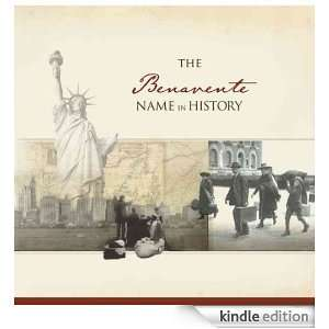 The Benavente Name in History: Ancestry  Kindle Store