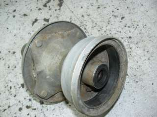 1984 HONDA ATC 200ES 200 ES BIG RED FRONT WHEEL HUB