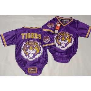 Louisiana State University Tigers (LSU) NCAA Football Infant/baby