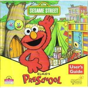 Elmos Preschool, Sesame Street Software