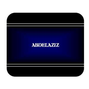 Personalized Name Gift   ABDELAZIZ Mouse Pad: Everything Else