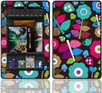 GLOSSY DECAL SKIN for KINDLE FIRE tablet    Case alt