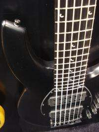 NEW Ernie Ball MusicMan BONGO 6 String Bass STEALTH 2 HumBkrs