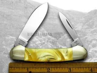 HEN & ROOSTER AND 24 Karat Canoe Pocket Knife Knives