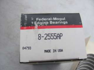 Small Block Chevy 2555AP Rod Bearings Chevy 305 327 350 383 400 SBC V8