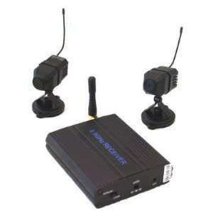 Packs Wireless Ultra Miniature Security Camera System