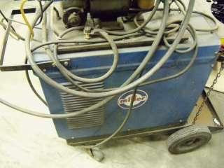 Miller MIG CP 200 DC Welder w/MillerMatic 10 E Wire Feeder & Gas