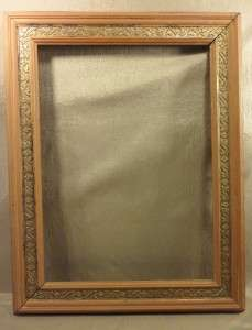 Antique Ornate Gold Gilt Gesso Frame Germany