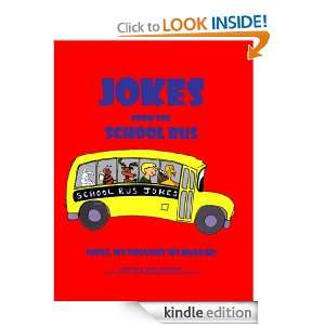 Jokes From The School Bus: Jerry Harwood, Cyndi Spence, Jerry Harwood