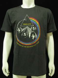 Vintage PINK FLOYD World Tour Dark side of the moon XL