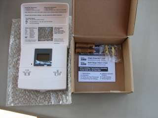 Braeburn 3000 Non Programmable single Stage Heat/Cool Thermostat