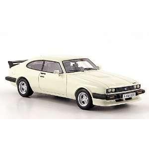 Ford Capri MK III Turbo, 1981, Model Car, Ready made, Neo