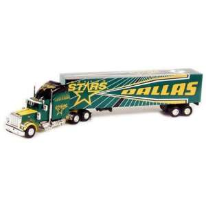 Dallas Stars Peterbilt Tractor Trailer Sports & Outdoors