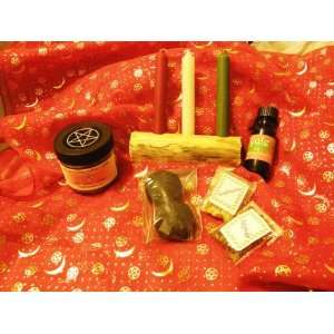 Wiccan Altar Kit for Yule: Everything Else